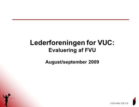 Lederforeningen for VUC: