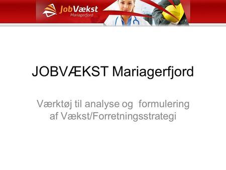 jeg elsker dig Mariagerfjord