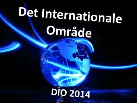 Det Internationale Område