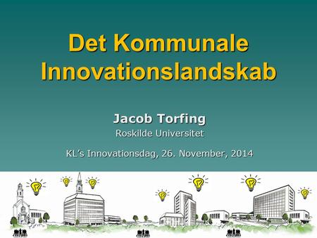 Det Kommunale Innovationslandskab