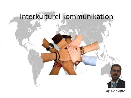 Interkulturel kommunikation