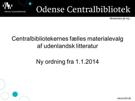 hvordan kuber til video fremmøde ordning Århus