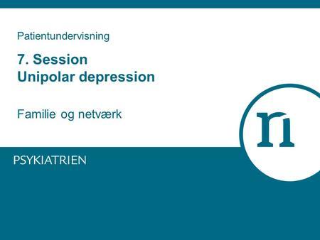 mani og depression dating for unge