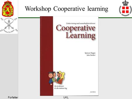 Workshop Cooperative learning