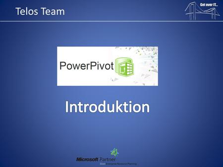 Telos Team Introduktion.