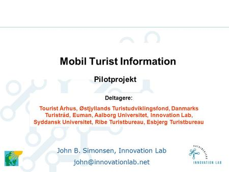 Mobil Turist Information