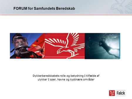 FORUM for Samfundets Beredskab