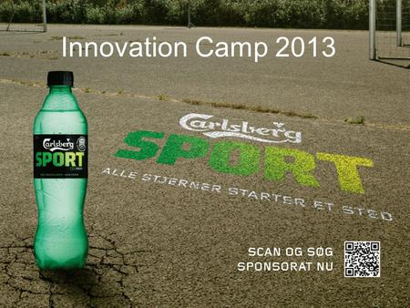 Innovation Camp 2013.