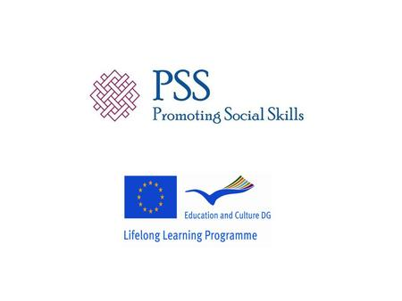 PSS-Promoting Social Skills