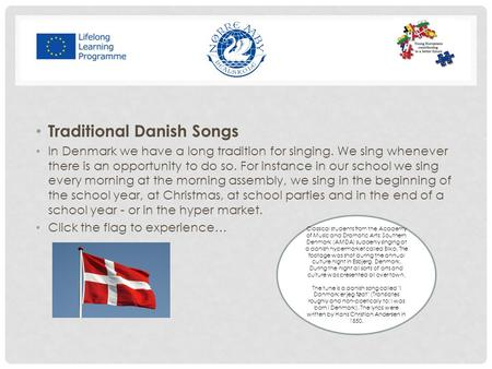 Traditional Danish Songs