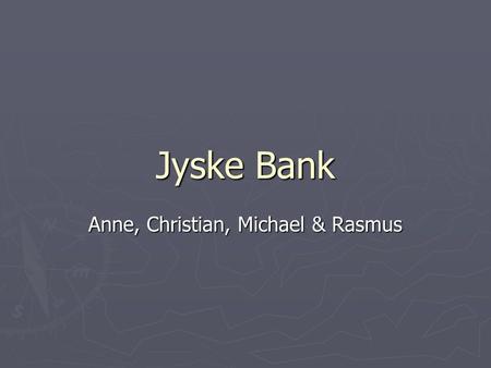 jyske bank kundeservice