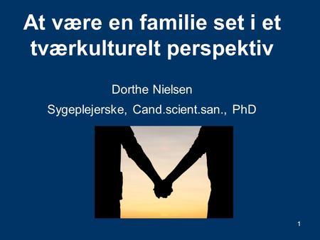 T. Rune Nielsen • Patient- og befolkningsstatistik • Kvalitet af plejen • Diagnostiske metoder ...