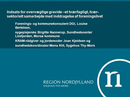 LIVSSTIL EFTER KRÆFTBEHANDLING Trine Toft Thejls Kræftsygeplejerske og forløbskoordinator ...