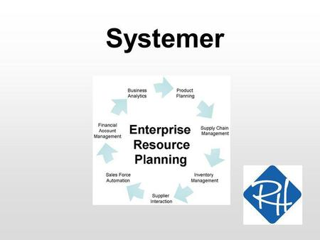 Systemer.