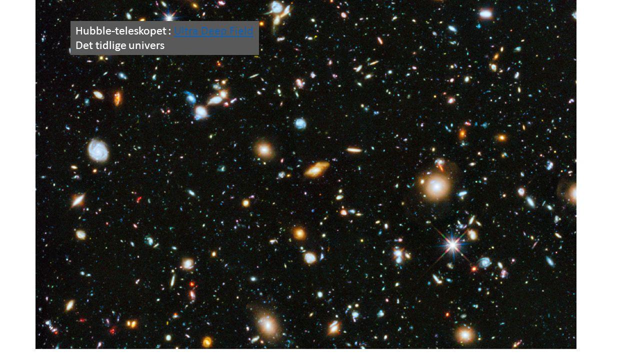Opsummering på vores læsning om Universet og solsystemet