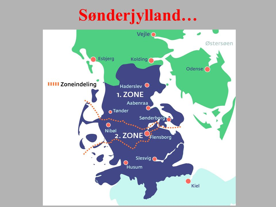 Sønderjylland…