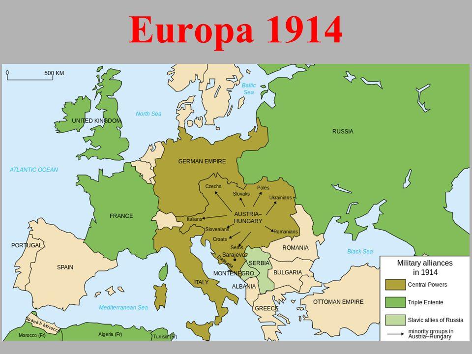 Europa 1914