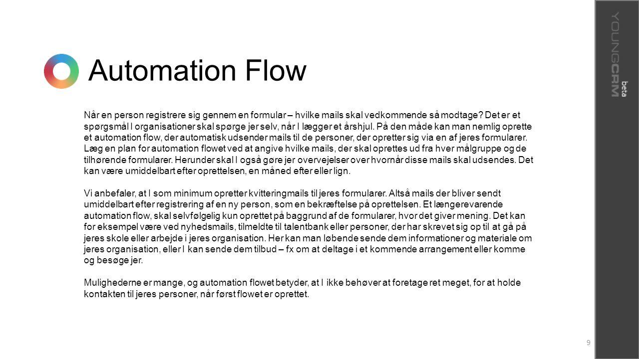 Automation Flow