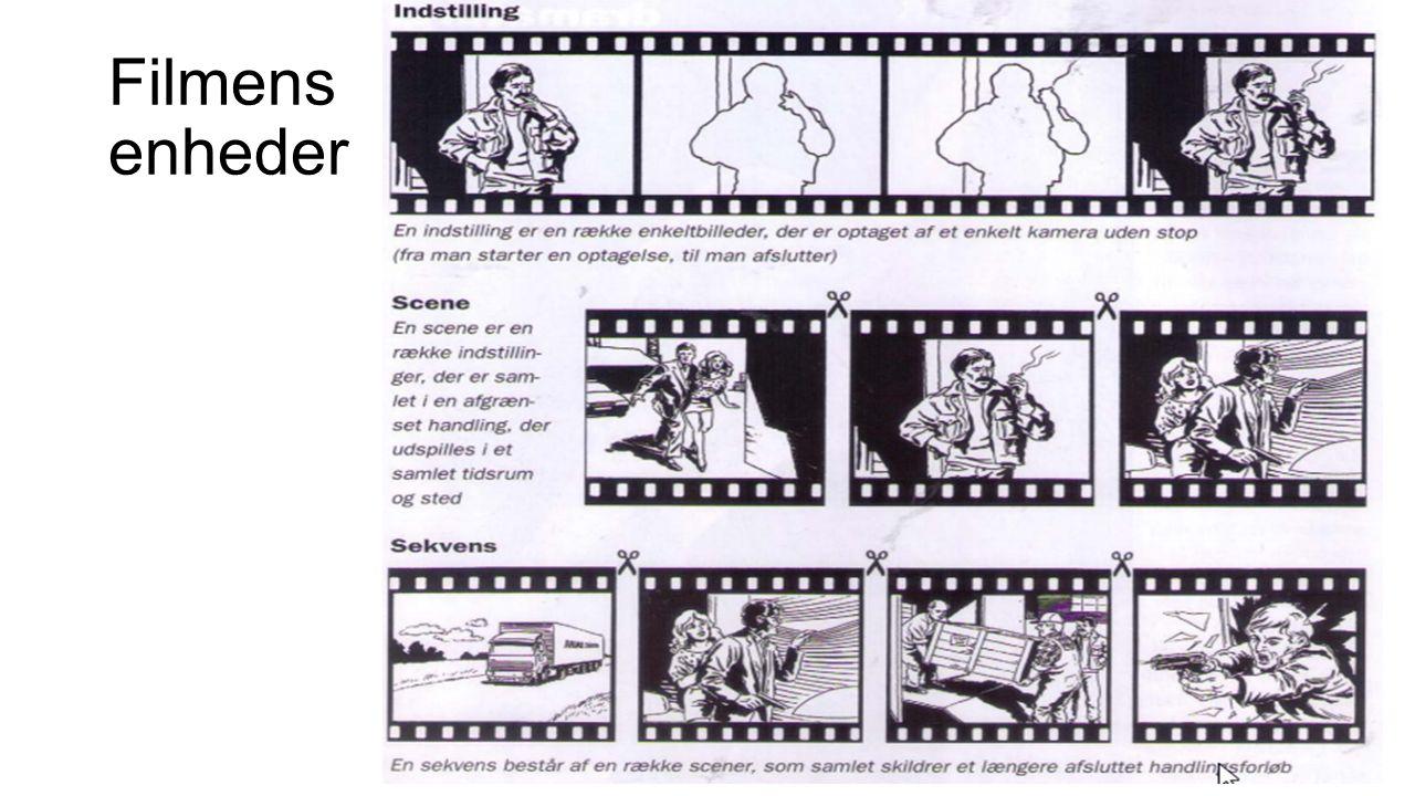 Filmens enheder