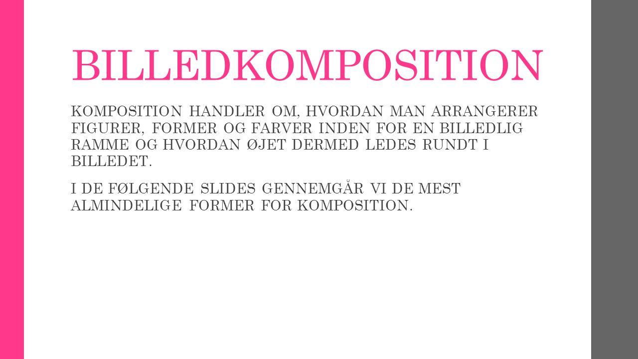 BILLEDKOMPOSITION