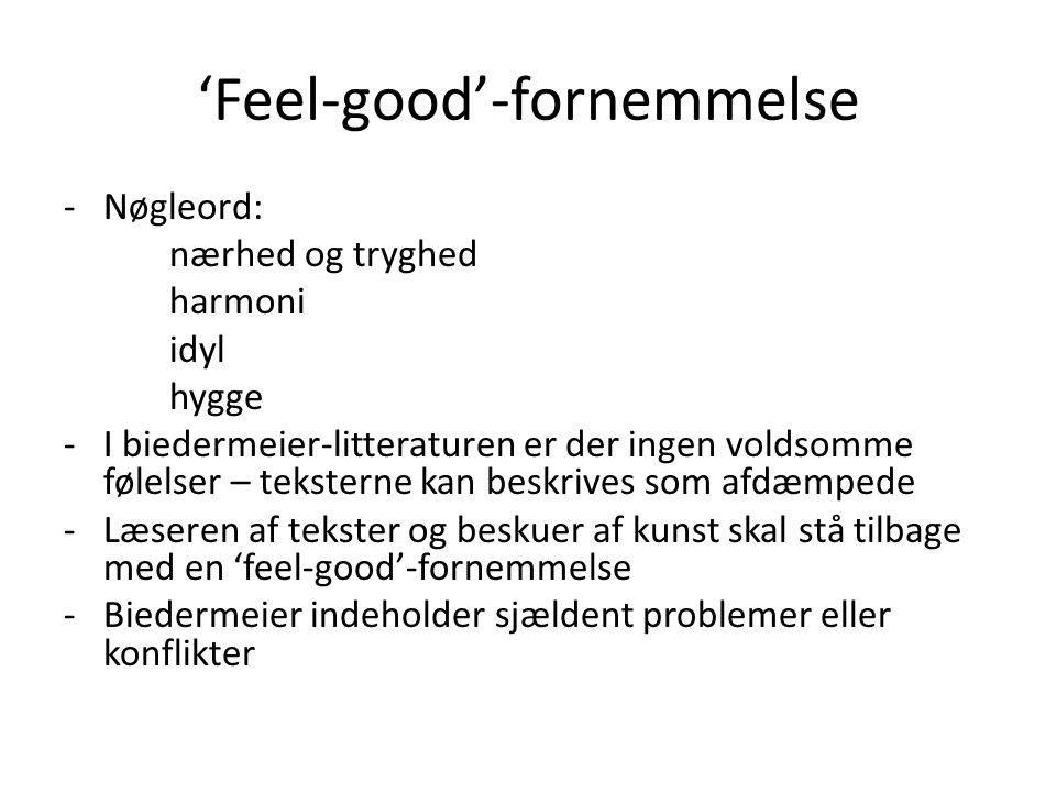 'Feel-good'-fornemmelse