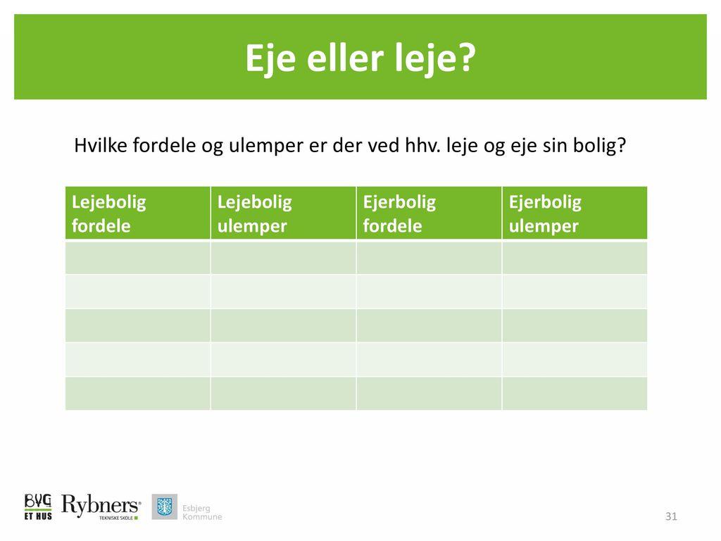 Vand og kloakinstallationer - ppt download