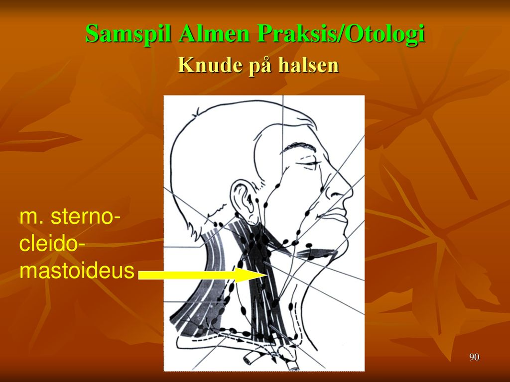 Samspil Almen Praksis/Otologi Knude på halsen