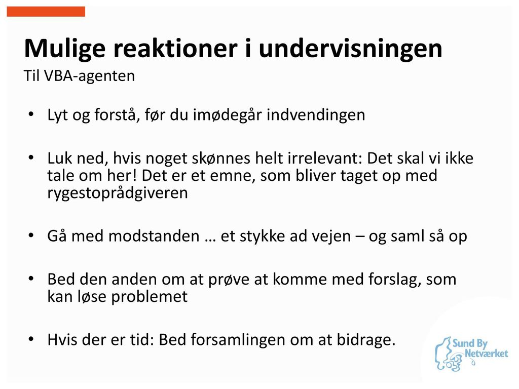 røgfri dag for dag