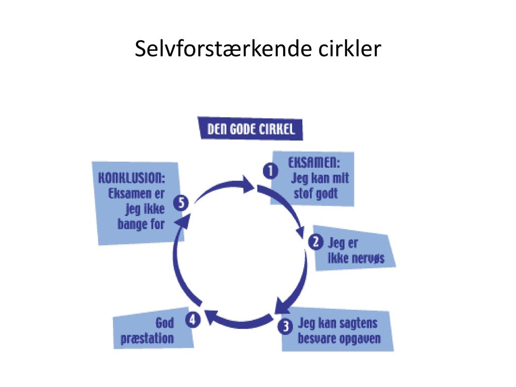 Selvforstærkende cirkler