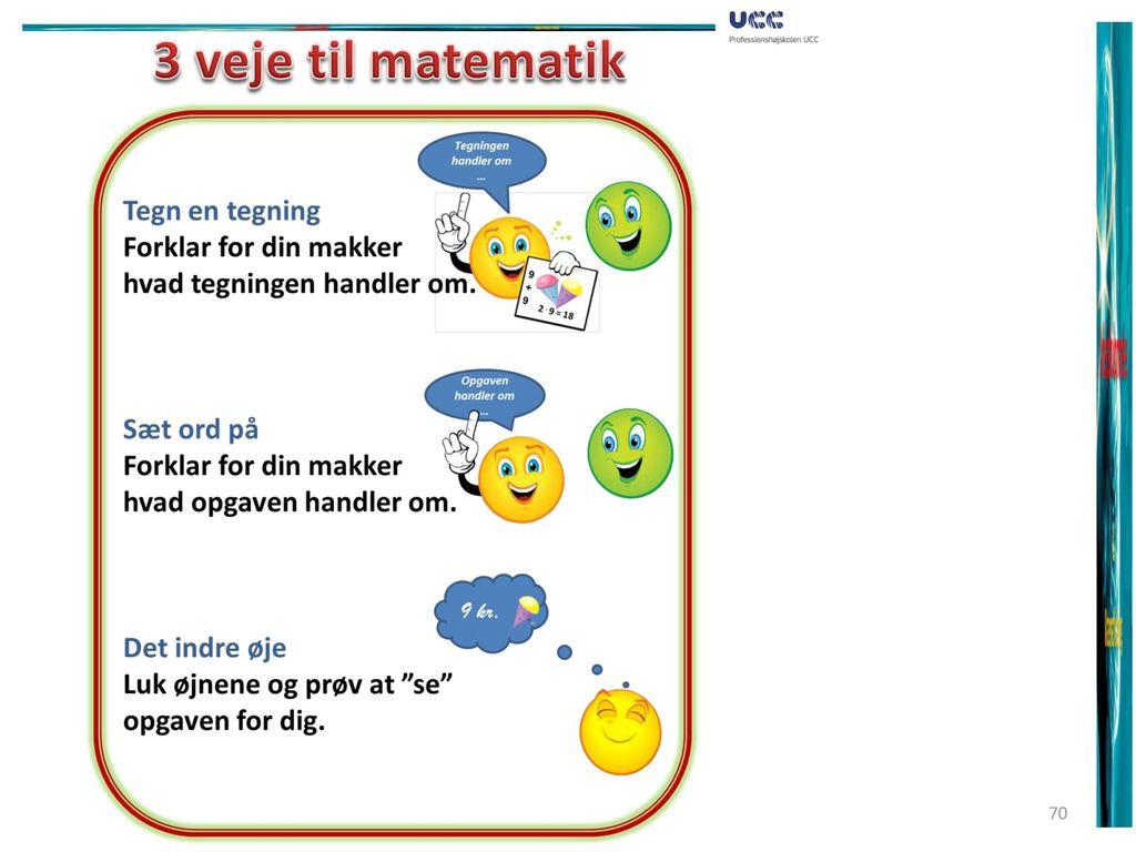 lær dit barn matematik