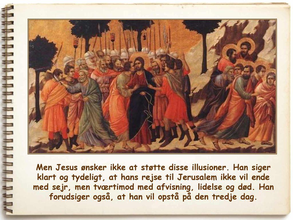 jesus betydning etter sin død