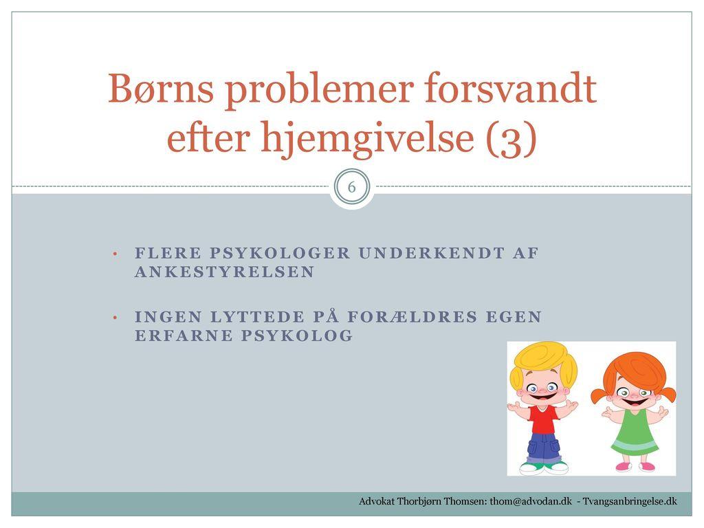 www psykologer i danmark