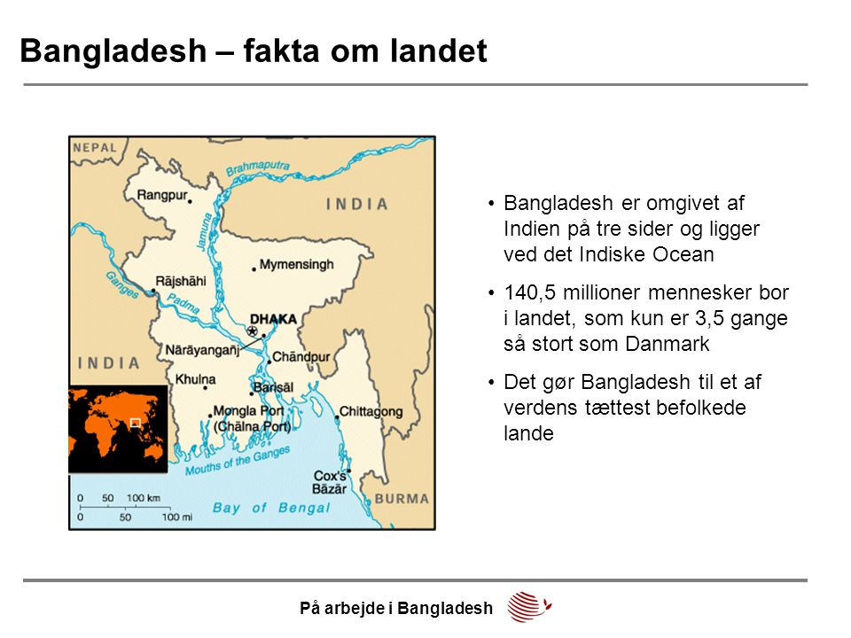 Bangladesh – fakta om landet