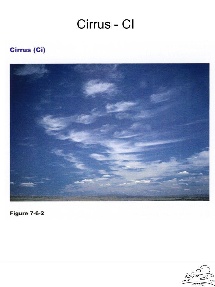 Cirrus - CI Meteorology