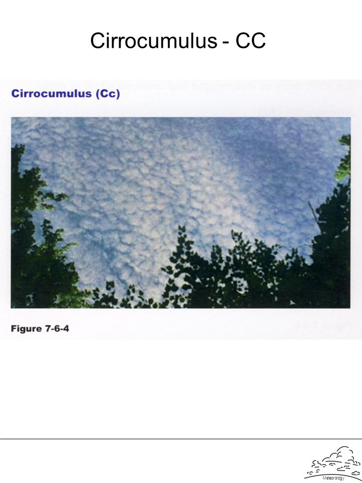 Cirrocumulus - CC Meteorology
