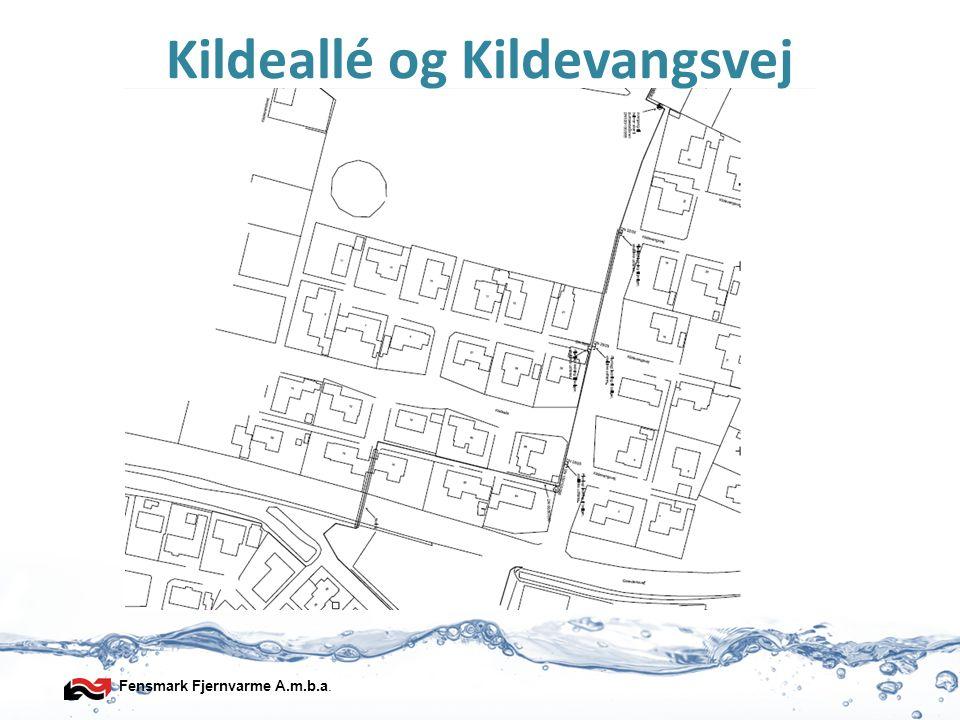 Kildeallé og Kildevangsvej
