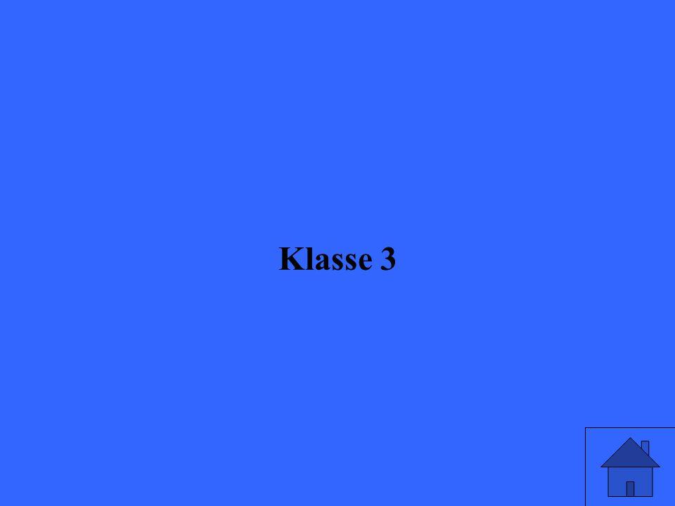 Klasse 3