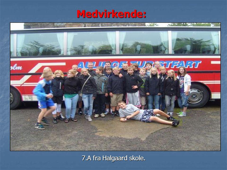 Medvirkende: 7.A fra Halgaard skole.