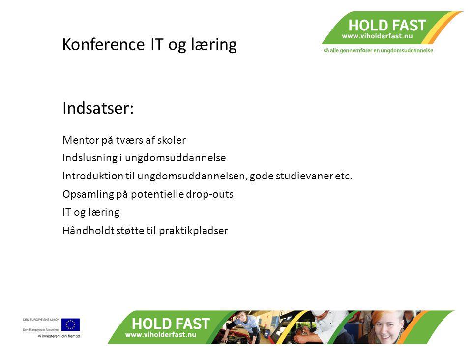 Konference IT og læring