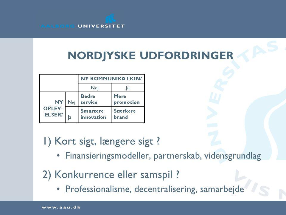 NORDJYSKE UDFORDRINGER