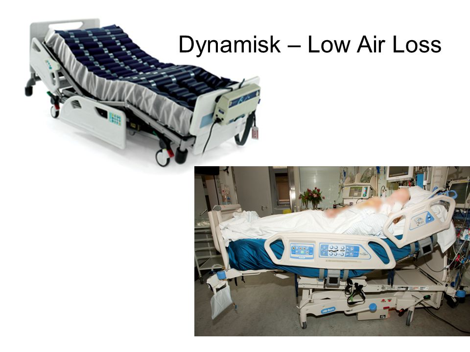 Dynamisk – Low Air Loss