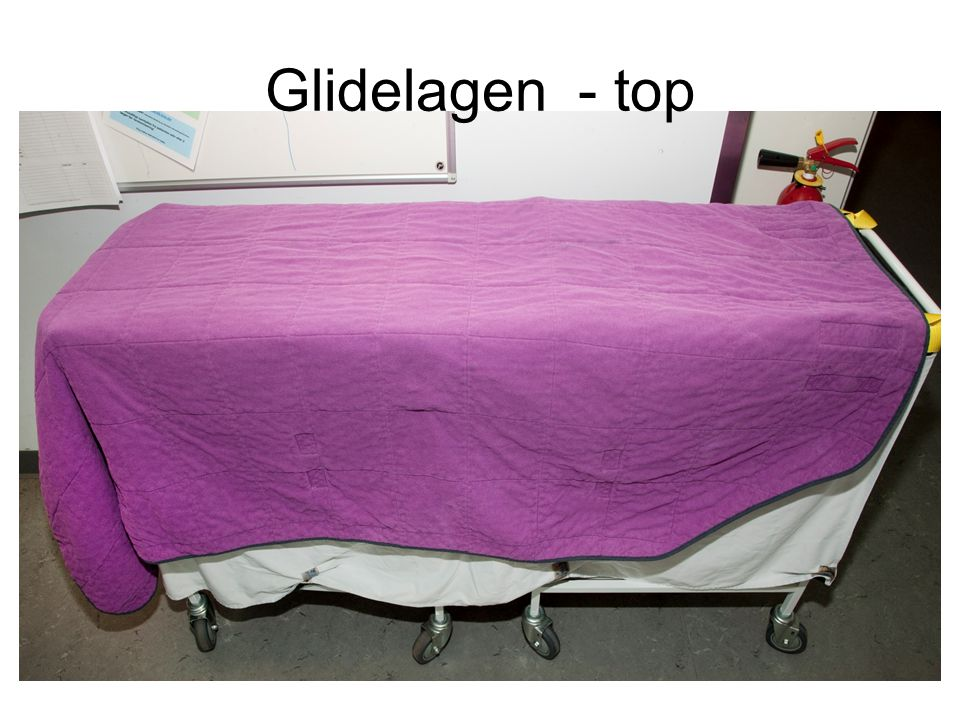 Glidelagen - top