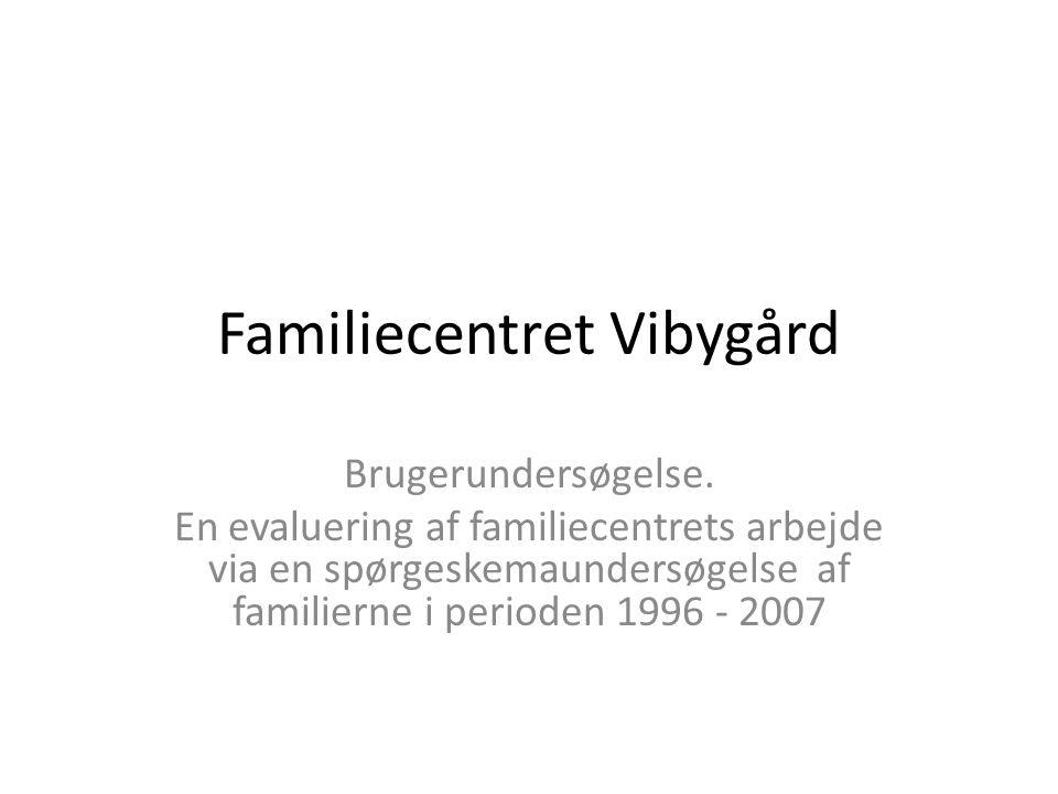 Familiecentret Vibygård