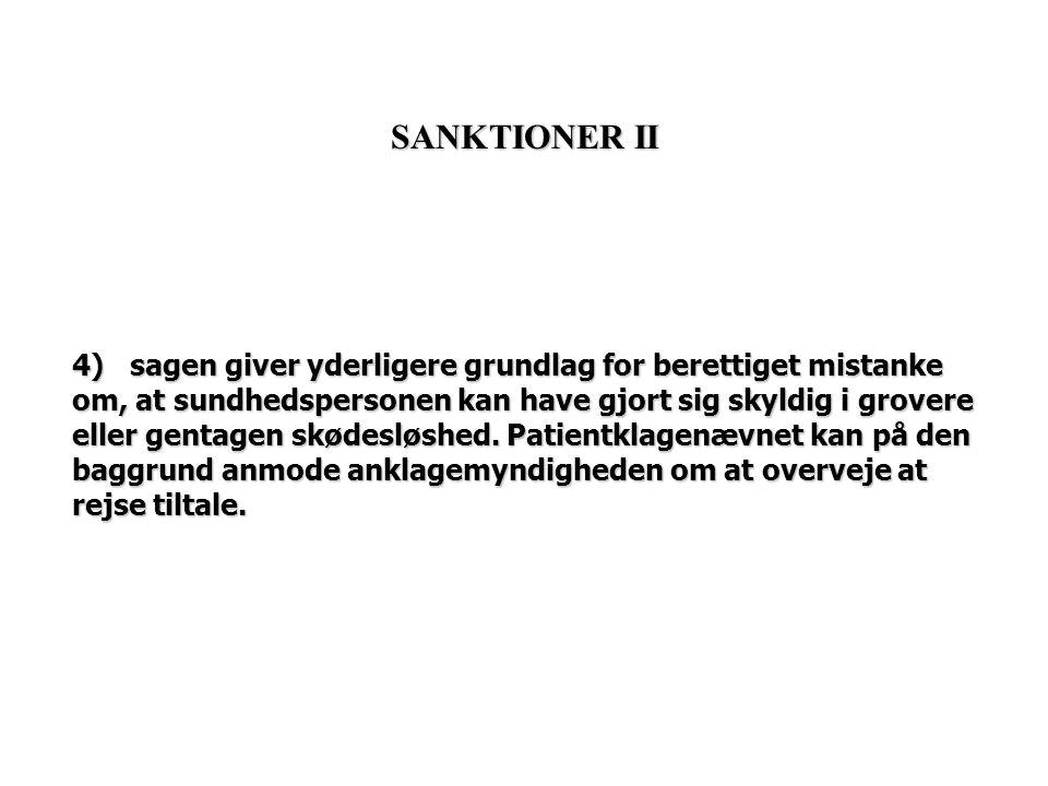 SANKTIONER II