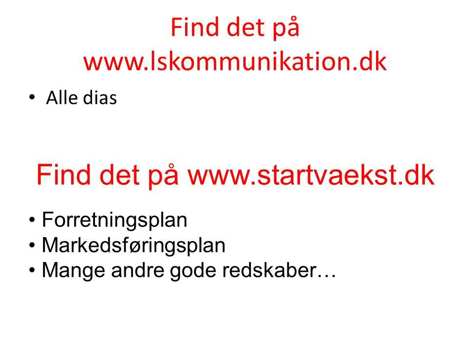Find det på www.lskommunikation.dk