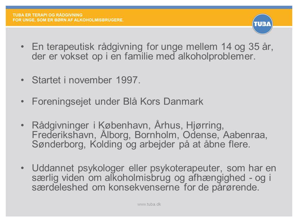 Foreningsejet under Blå Kors Danmark