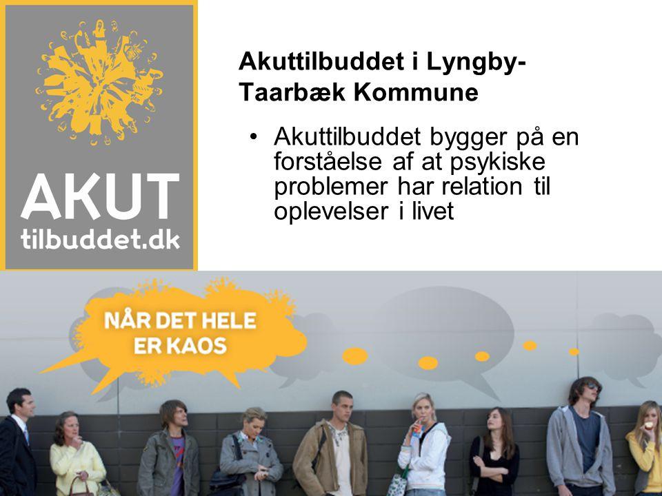 Akuttilbuddet i Lyngby-Taarbæk Kommune