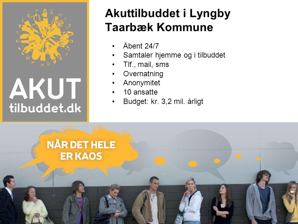 Akuttilbuddet i Lyngby Taarbæk Kommune