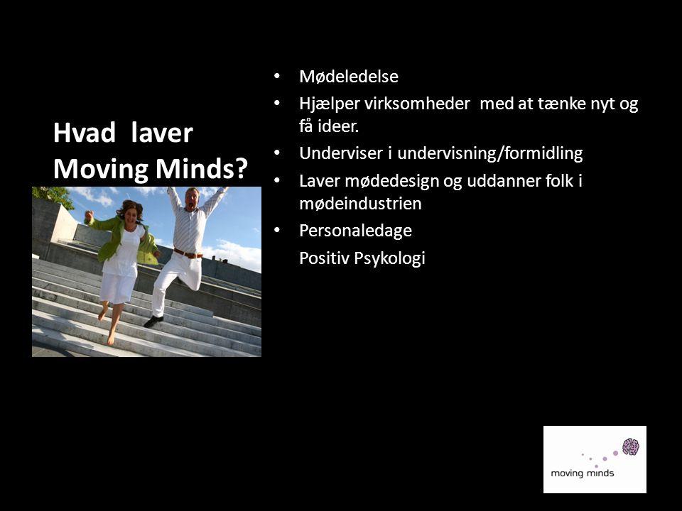Hvad laver Moving Minds