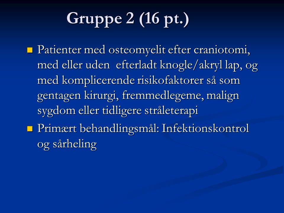 Gruppe 2 (16 pt.)